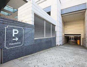 自動車駐車場