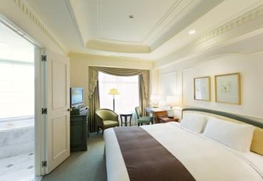 幕張、ホテル ザ・マンハッタンのマンハッタンスタンダード客室