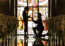 チャペル de プロポーズ