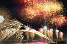 幕張ビーチ花火フェスタ2019(第41回千葉市民花火大会)各種プランの販売開始しました。