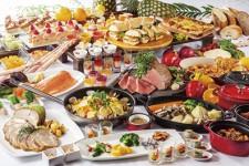 約40品の食べ放題「ザ・テラスのホリデーブッフェ」が6/1スタート