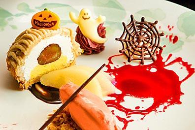 Halloweenプラン【~10/31】前日までの要予約