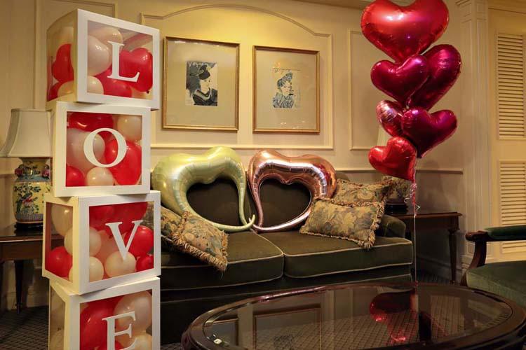 LOVEボックスバルーンセットのイメージ
