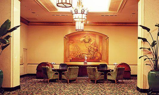ラグジュアリーホテル